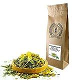 Schönheits Kräuter Tee 100g von KLOSTER KUR mit Löwenzahn Stiefmütterchen