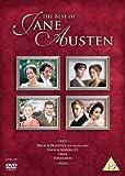 The Best of Jane Austen Box Set: Pride & Prejudice / Sense & Sensibility / Emma / Persuasion [Reino Unido] [DVD]