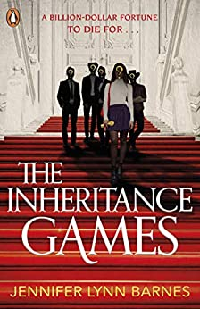 The Inheritance Games by [Jennifer Lynn Barnes]