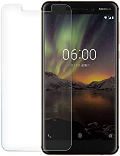Ineix Tempered Glass Screen Protector For Nokia 6.1 (2018) - Transparent