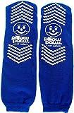 BARIATRIC ROYAL BLUE SLIPPER SOCKS Pack of 2