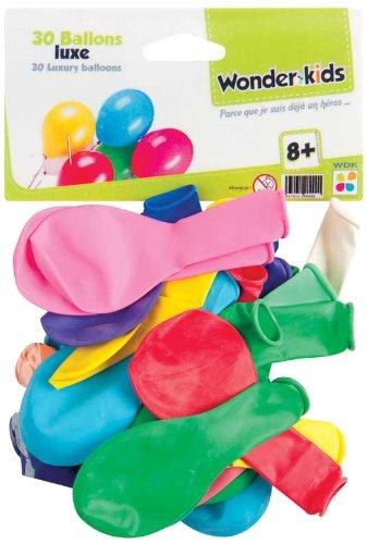WDK Partner - A1300511 - Jeu de Plein Air - 30 Ballons Luxe