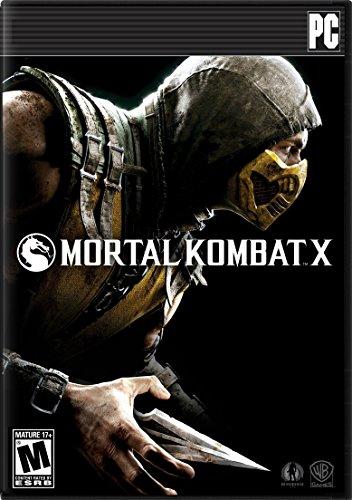 Mortal Kombat X - PC [Digital Code] [Online Game Code]