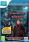 Mystery Trackers (14) Brouillard sur Blackhill + Terreur à Revendre (9) Le Voyageur du Cr...