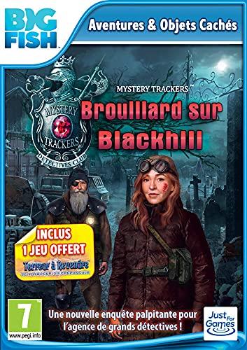 Mystery Trackers (14) Brouillard sur Blackhill + Terreur à Revendre (9) Le Voyageur du Crépuscule