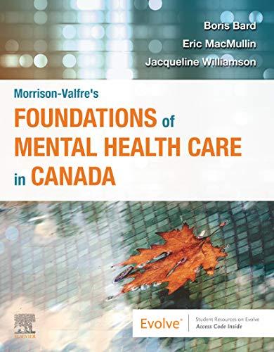 51usQMJmoaL - Morrison-Valfre's Foundations of Mental Health Care in Canada, 1e EBook