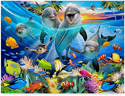 500 Piece Puzzles for Adults Kids, …