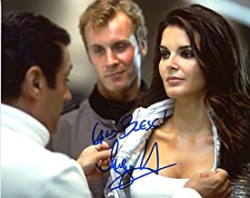 Angie Harmon AGENT CODY BANKS In Person Autographed Photo