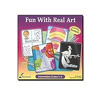Fun With Real Art (Intermediate Grades 4-6)