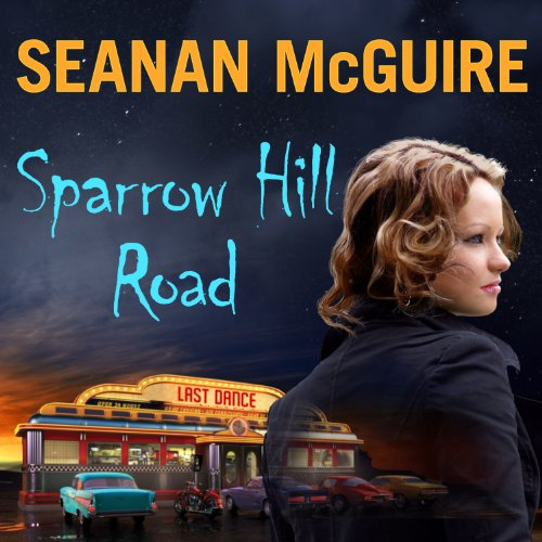 Sparrow Hill Road audiobook cover art