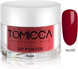 TOMICCA Nail Dipping Powder Dip Powder (Red Wine)