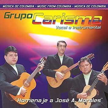 Homenaje a Jose A. Morales