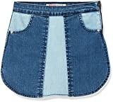 Marchio Amazon - RED WAGON Gonna di Jeans Bambina, Blu (Blue), 110, Label:5 Years