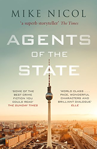 Agents of the State (Kahn & Pescado 2)