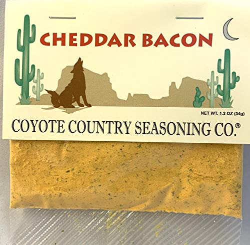 Coyote Country's Cheddar Bacon Dip Mix (3 Pack)