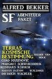 Terras kosmische Bestimmung: SF Abenteuer Paket