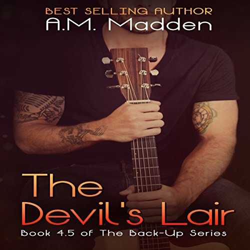 The Devil's Lair audiobook cover art