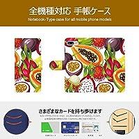 OPPO Reno 5A ケース 手帳型 OPPO Reno 5A カバー 純正 耐衝撃 スマホケース WX016-果物 アニメ 13864143