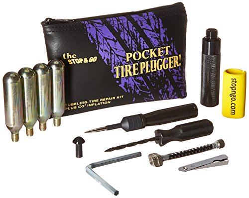 Stop & Go 1001 Pocket Tire Plugger with CO2
