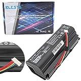 BLESYS - A42N1403 Batterie ASUS A42LM93 Batterie de Remplacement pour Ordinateur...