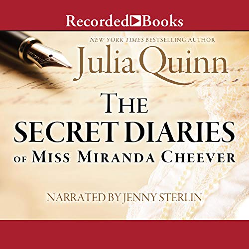 Secret Diaries of Miss Miranda Cheever cover art