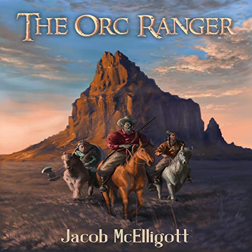The Orc Ranger  By  cover art