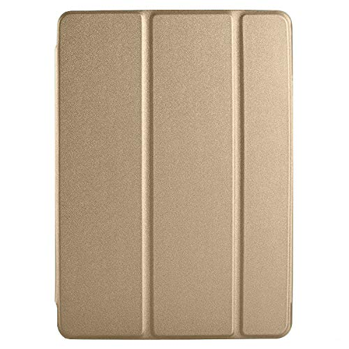 DuraSafe Cases for iPad PRO 11 2020 MY232LL/A MXDC2LL/A MXDE2LL/A MXDG2LL/A MY252LL/A MXDD2LL/A MXDF2LL/A MXDH2LL/A MY332LL/A MXEW2LL/A MXEY2LL/A Ultra Slim Cover with Auto Sleep/Wake Function - Gold