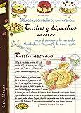 Tartas y bizcochos caseros (Cocina del hogar)