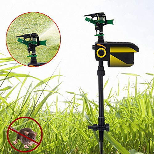 Motion Activated Animal Sprinkler Garden Scarecrow (Shipping from USA)