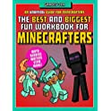 The Best and Biggest Fun Workbook for Minecrafters Grades 3 & 4