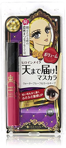 Isehan - Heroine Make Volume & Curl Mascara S - Make Up