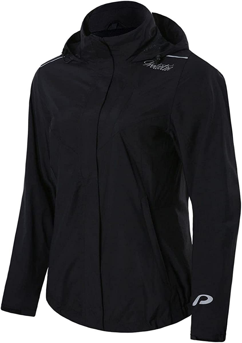 PROTECTIVE Women's waterproof MTB cycling with In stock stowable Milwaukee Mall jacket a
