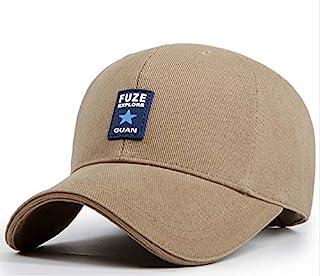 قبعة بيسبول للرجال، قبعة مسطحة للأجواء الخارجية