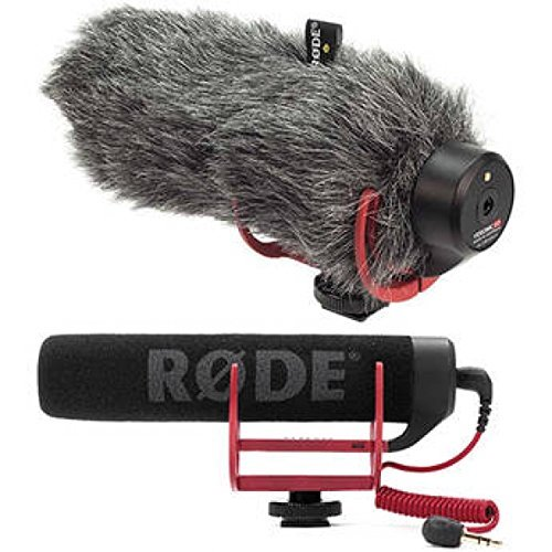 Rode VideoMic Go On-Camera Kit de capa de microfone e DeadCat