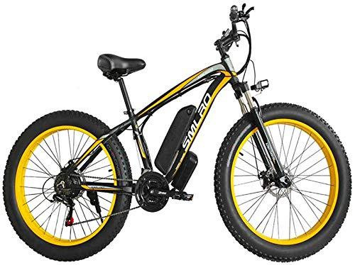 Leifeng Tower Alta Velocidad Bicicletas eléctricas de 26 Pulgadas, la Grasa de Instrumentos de Control de neumáticos de Bicicletas Pantalla LCD 21 Velocidad Engranajes Ciclo al Aire Libre for Adultos