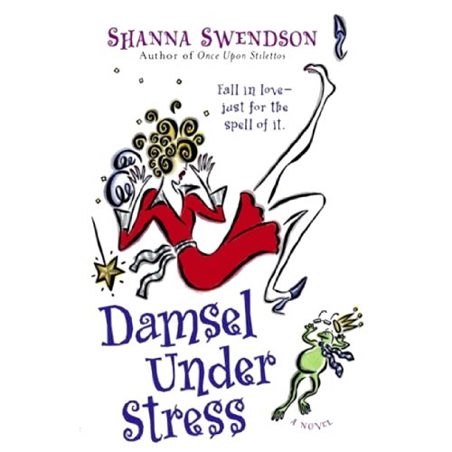 Damsel Under Stress cover art