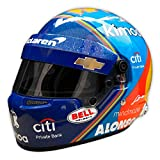 Réplica 1:2 Casco Fernando Alonso 'McLaren Indy 2019'
