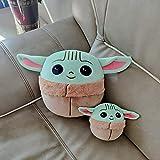 Lifattitude Baby Yoda Plüsch Das Kind Mandalorian Baby Yoda Spielzeug Plüsch Stofftier Baby Yoda das Kind (26cm)