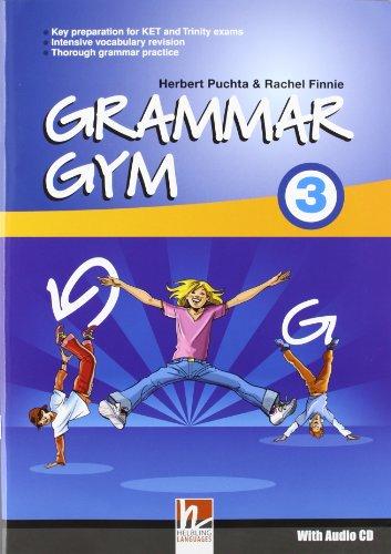 Grammar Gym 3 with Audio CD (A2)