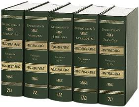 Best spurgeon's sermons 5 volumes Reviews
