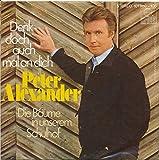 Denk doch auch mal an dich - Peter Alexander - Single 7