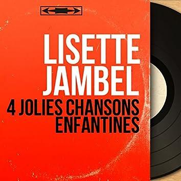 4 jolies chansons enfantines (feat. Christian Chevallier et son orchestre, Les Angels) [Mono Version]