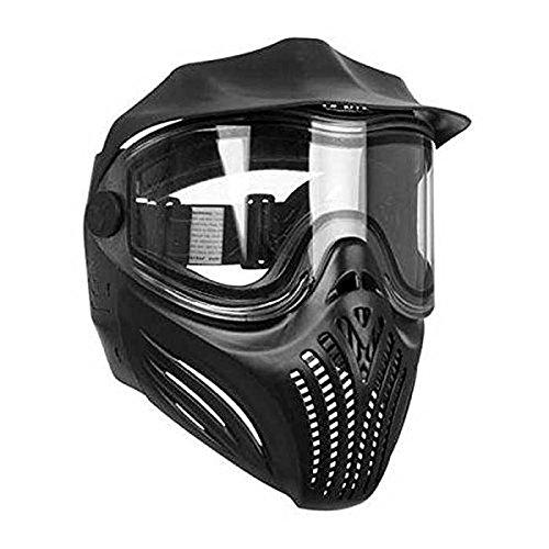 Empire Erwachsene Helix Wärmesiebmaske schwarz Paintball-Maske, One Size