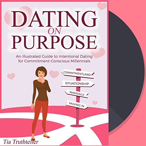 Dating on Purpose audiobook cover art