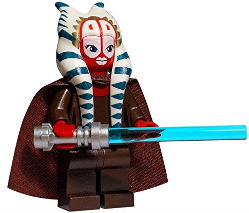 LEGO Star Wars - Shaak-Ti-Figur (aus dem Set 7931) mit Laserschwert