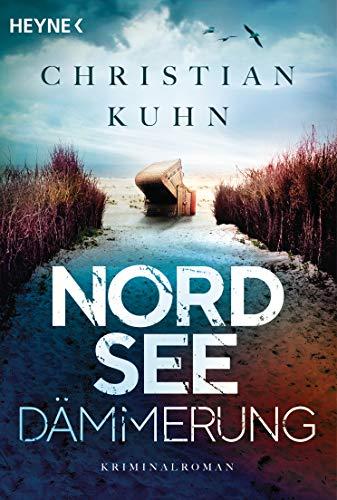 Buchseite und Rezensionen zu 'Nordseedämmerung' von Christian Kuhn