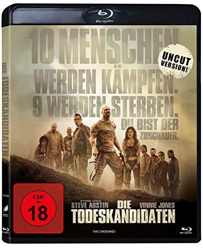 Die Todeskandidaten - Uncut Version [Blu-ray]