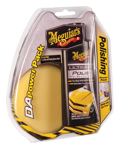 Meguiars ME G3502INT Power Pack Polish