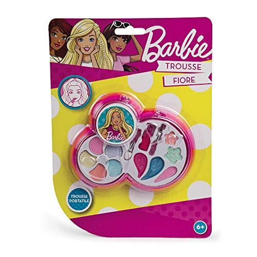 Grandi Giochi- Trousse Fiore Barbie, Multicolore, GG00541