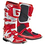 Gaerne SG12 - Botas de cross, rojo-blanco, 46